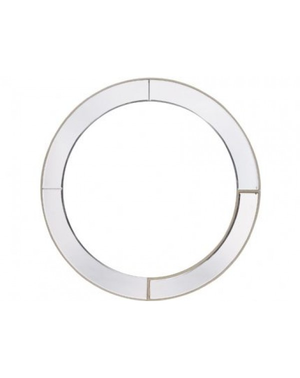 Libra Claridge Circle Link  Wall Mirror